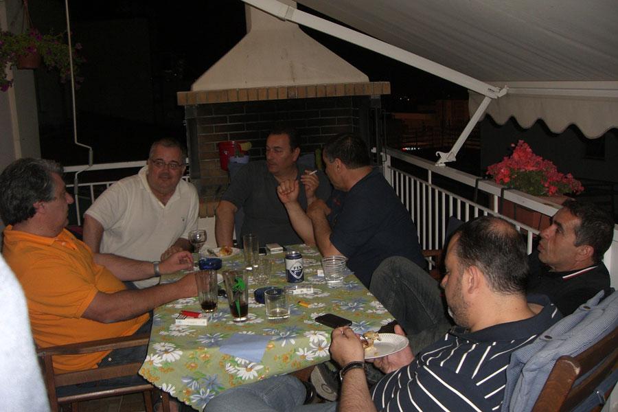 29 May 2011: Nikos Kostadimas - ACA