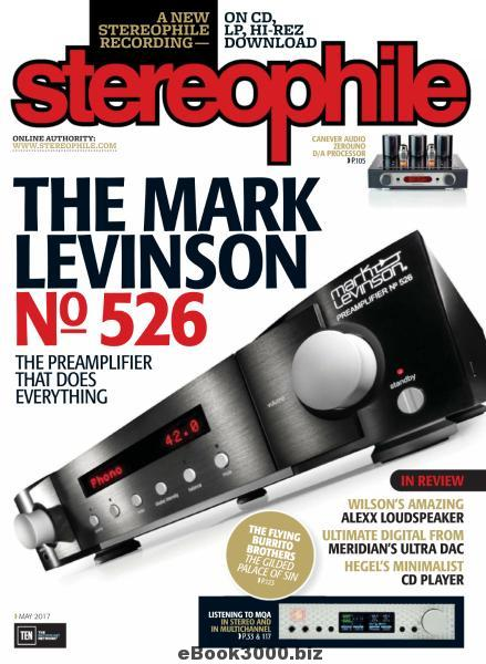 Stereophile May 2017 - ACA